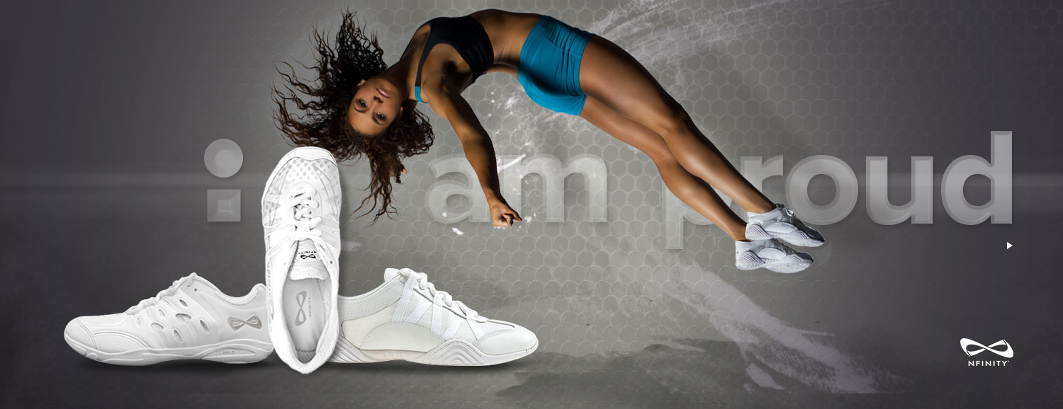 Shop for Cheerleading Shoes