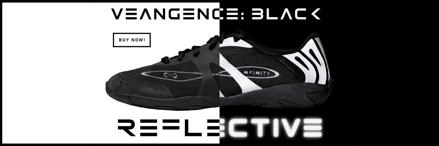 VENGEANCE – REFLECTIVE BLACK